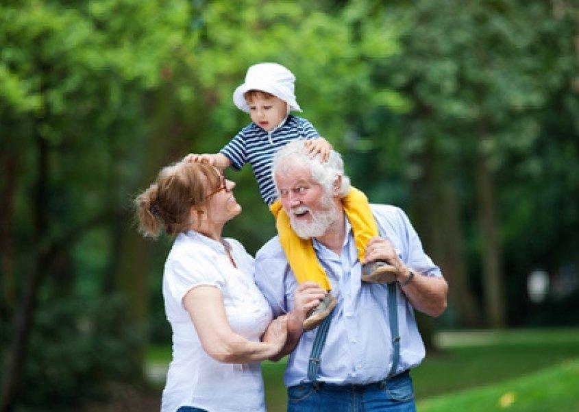vacanze nonni e nipoti