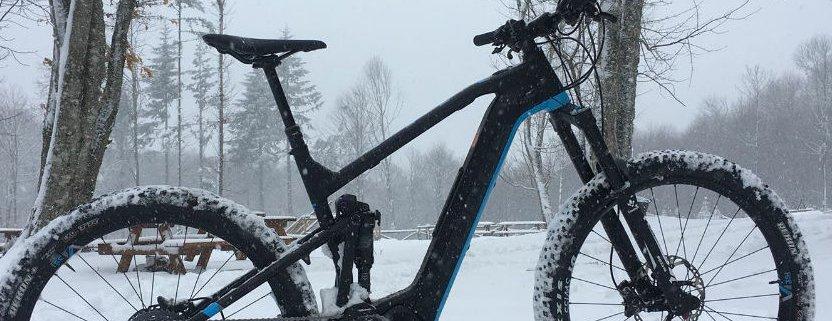 A spasso in bici elettrica sul Monte Amiata