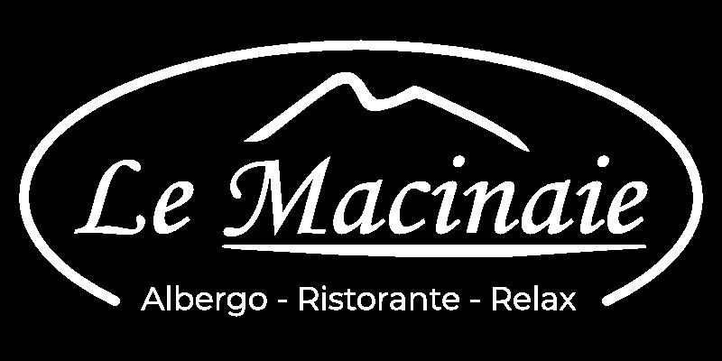 Logo macinaie bianco
