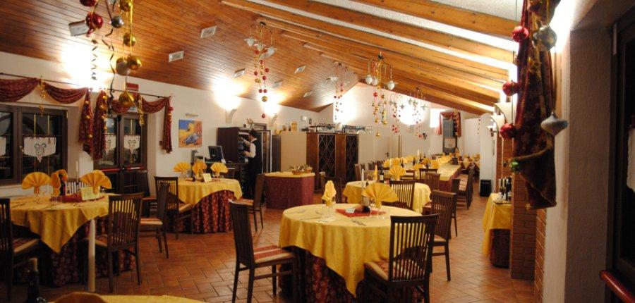 Dinner at Le Macinaie
