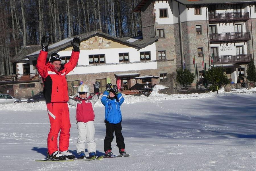sciare monte amiata