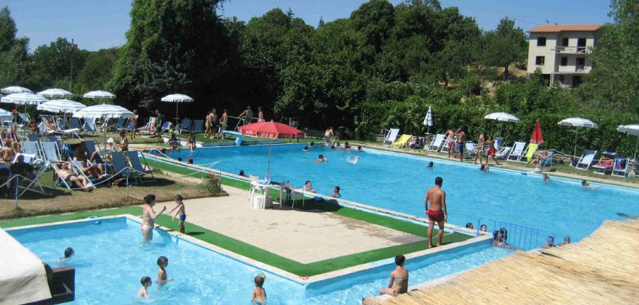 Amiata Swimming Pool