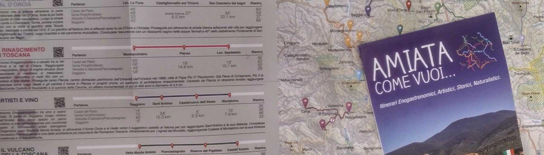 Itinerari Monte Amiata