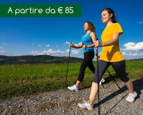 Nordic walking sul Monte Amiata