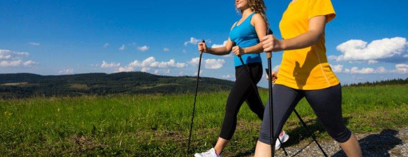 Nordic walking sul Monte Amiata