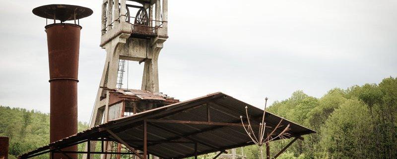 parco museo minierario di abbadia san salvatore amiata pozzo garibaldi