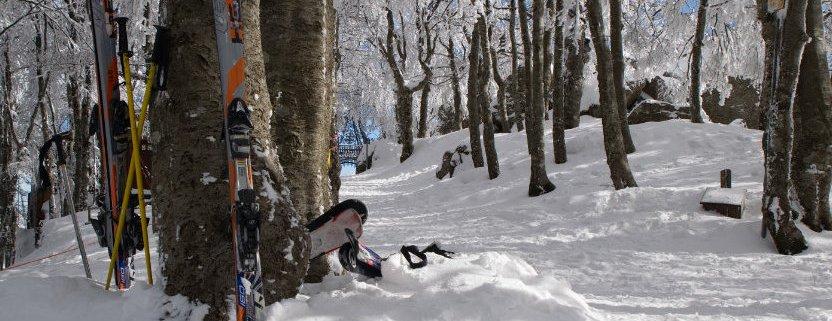 Settimana bianca sul Monte Amiata