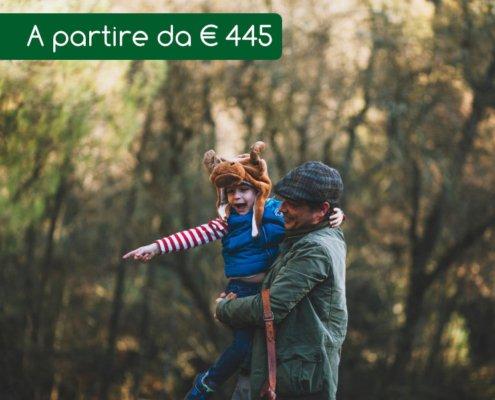 Vacanza nel verde coi bambini monte amiata