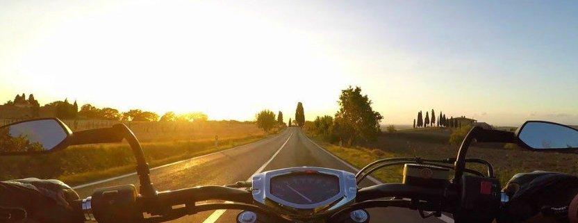 Week-end in moto tra maremma e monte amiata
