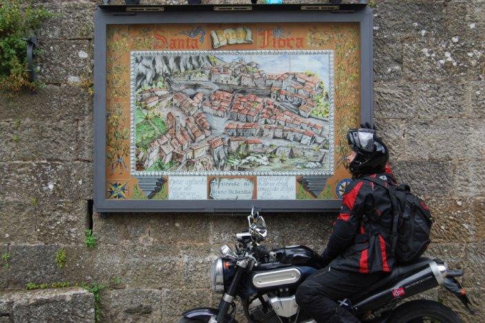 Itinerari Motociclistici