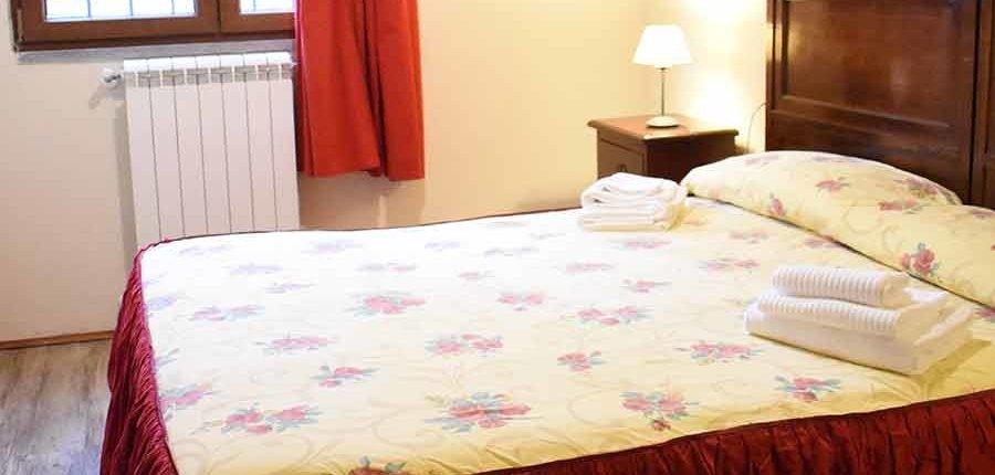 Room on Monte Amiata