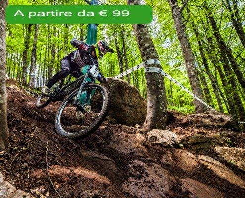 downhill break on monte amiata