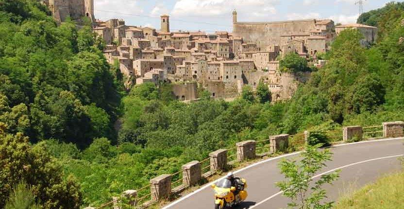 Three Days Motorcycle Tour